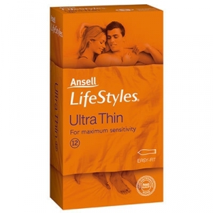 Ansell Lifestyles 24s Ultra Thin