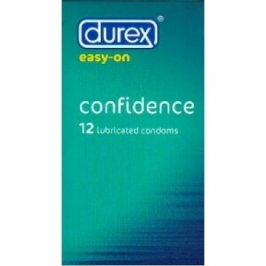 Durex Confidence 144s OUT OF STOCK